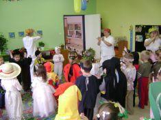 Fašiangy v MŠ 2009