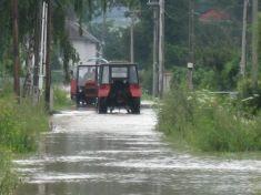Povodne júl 2008