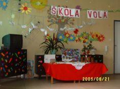 """Malí """"absolventi"""" MŠ 2005"""