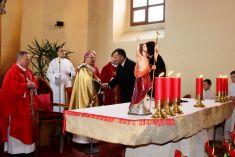 Birmovka v rímsko-katolíckom kostole 2015