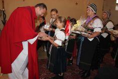 Odpust v rímsko-katolíckom kostole 2015