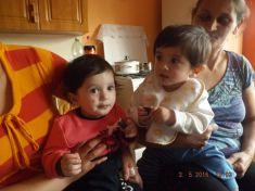 Na návšteve u našich Rómov