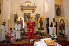 Mikulášske koledy v Gréckokatolíckom kostole 2018