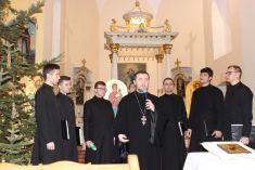 Vianočný koncert bohoslovcov z Prešova 2018
