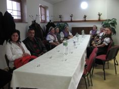 Členská schôdza Únie žien