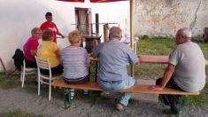 Obnova tradícií - varenie lekváru   2013