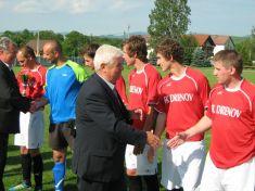 Futbal - muži postúpili do II. triedy