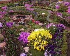 Najkrajšia okrasná záhrada Drienova   za rok 2009